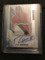 Ryan HARTMAN - 15-16 UD Premier RPA RC Patch AUTO #75 (#345/375) - BLACKHAWKS