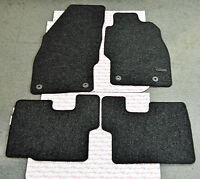 GENUINE Vauxhall CORSA D (07-14) CAR FLOOR / CARPET MAT SET - FRONT & REAR - NEW