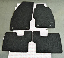 GENUINE Vauxhall CORSA D (07-14) CAR FLOOR / CARPET MAT SET - FRONT & REAR - NEW