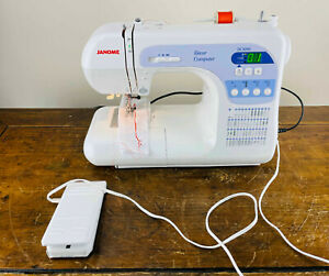 Janome Decor Computer DC3050 Computerised Digital Electric Sewing Machine