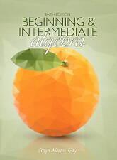 NEW Beginning & Intermediate Algebra (6th Edition) by Elayn Martin-Gay