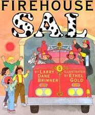 Kids new paperback gr K-1:Firehouse Sal-classic-Dalmation+puppies,L.D. Brimner:)