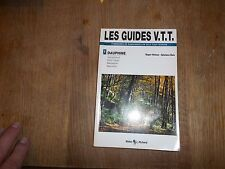 les guide vtt / No 1 DAUPHINE T1 VERCORS NORD NORD TRIEVES MATHEYSINE BEAUMONT