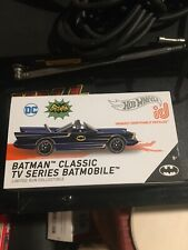New listing Hotwheels - Batmobile Classic Id