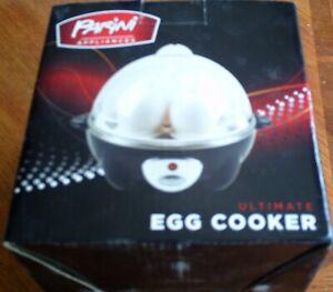 Parini Appliances Ultimate Egg Cooker, 7 Eggs, Brand New