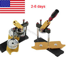 Us Badge Button Maker Machine Mold Circle Cutter Metal Punch Tool 58mm Die Mould