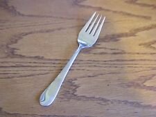 Pottery Barn Wallace Classic Continental 18/10 Stainless Cold Meat Serving Fork