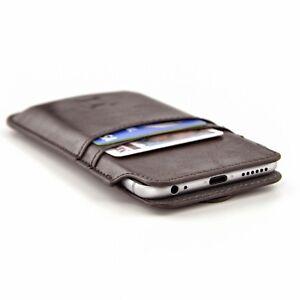 Dockem iPhone Wallet Sleeve; 12, 11, X/XS, Pro, Max, 7/8, Plus; 2 Card Slots