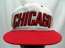CHICAGO - ILLINOIS - LOGA - ADJUSTABLE SNAPBACK BALL CAP HAT!
