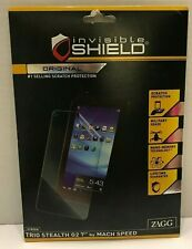 """ZAGG invisibleSHIELD Trio Stealth G2 7"""" by Screen Protector - New"""