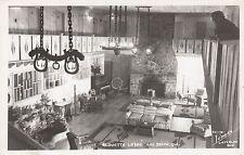 Allouette Lodge LAC BROME Monérégie Quebec Canada 1940-50 Photo Légaré RPPC
