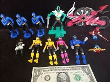 Power Rangers  Action Figure Lot of 10