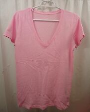 Women's J Crew V Neck  T Shirt Small