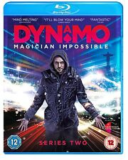 Dynamo: Magician Impossible - Series 2 [Blu-ray] [2012]  Brand new and sealed