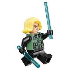 Lego Marvel Avengers Infinity War Black Widow figurine SH494 de 76101 NEUF