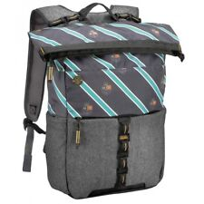 Focused Space The Wimbledon Tennis Backpack Blue Gray Laptop Travel School Bag