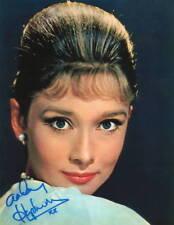 Audrey Hepburn ++ Autogramm  ++ Film-Legende ++ Charade My Fair Lady Autograph