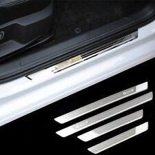 Slim Stainless Door Sill Scuff Plate For V-W Volkswagen Golf 7 Golf 6 MK6 MK7