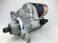 STARTER MOTOR TO ISUZU NPS 300  5.2L 4HK1  DIESEL  (2 type motor CHECK PART NO)