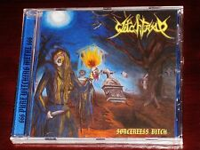 Witchtrap: Sorceress Bitch 2016 Hells Headbangers Records USA HELLS 162 NEW