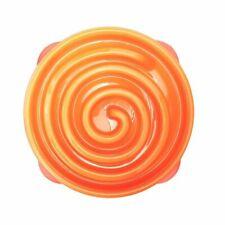 Outward Hound Anti-Schling-Napf für Hunde Hundnapf Napf Slo Bowl Orange 1577