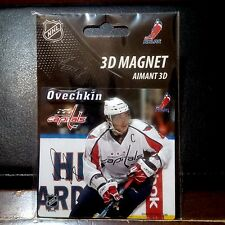 Alexander Ovechkin - WASHINGTON CAPITALS - 3D Magnet - ***BRAND NEW***