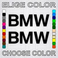 PEGATINAS BMW X2 vinilos coche autocollant aufkleber adesivi sticker auto decal
