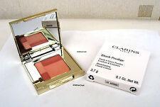 Clarins Blush Prodige Illuminating Cheek Colour 02 Soft Peach 3.7g - New  Boxed