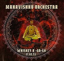 MAHAVISHNU ORCHESTRA - WHISKEY A GO-GO 27 MARCH 1972  CD NEU