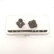 BLACK Left Right ABXY Buttons Kit Replacement for PSP 1000 Game Console -New