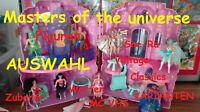 MOTU Masters of the universe vintage Figuren She Ra Mattel VHS Zubehör Waffen 80