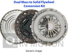 Dual to Solid Flywheel Clutch Conversion Kit fits BMW 320D E91 2.0D 04 to 12 Set