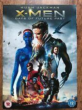 Hugh Jackman X-MEN DAYS OF FUTURE PAST ~ 2014 Marvel Wolverine Logan UK DVD