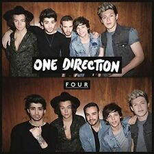 One Direction Four LP Vinyl 33rpm 2014 Record Xmas Gift