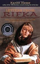 Letters from Rifka - National Jewish Book Award