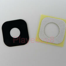 2x New Replacement Back Camera Glass Lens Cover Adhesive For HTC One M9