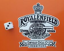 Royal Enfield Sticker 7-10 YEAR QUALITY VINY  Printed With ECO SOLVENT INK