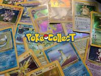 Pokemon Card Lot 10 Holo Pack w/ 1 Vintage WOTC Holo! 1st Edition, Charizard!