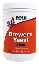 NOW Foods - Brewer's Yeast Debittered - 1 lb.