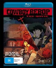 Cowboy Bebop The Movie - Blu-Ray [New/Sealed]