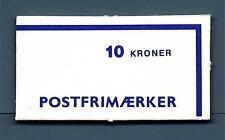 DENMARK - DANIMARCA - Libretto per distributori automatici - 1983 - 10 kr. - C1