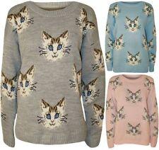 Unbranded Nylon Medium Knit Jumpers & Cardigans for Women