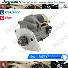 New Re manufactured Jaguar E-type 3.8 / MK2 3.8 High torque starter motor C12679