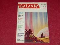 """[BIBL.H. Y P J. OSWALD] REVISTA """"GALAXIA"""" # 34 - 2e Série Fev.1967 P.K. Dick etc"""