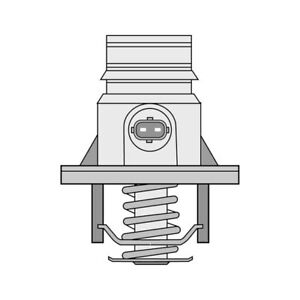 THERMOSTAT FOR BMW X5 4.8IS E53 (2004-2006)