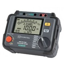 Kyoritsu 3125A Digital High Voltage 5kV Insulation Tester