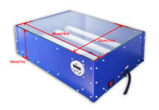 18*12inch Exposure Area 60W UV Exposure Unit,4pcs UV Bulbs for Curing Plate Hot