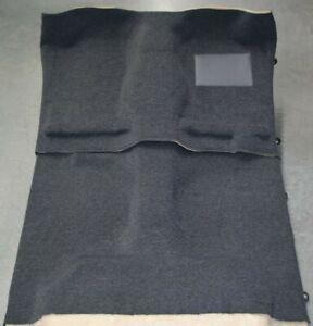 CARPET MOULDED PLUSH PILE FITS MAZDA MX5 Miata NA 1989-1997 3PC BLACK