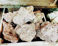 LAVA ROCK NATURAL AQUARIUM DECOR 5KG TROPICAL SCAPE MALAWI RIFT VALLEY IWAGUMI