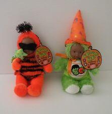 Sugar Loaf Kostume Kid Plush Dolls! Lot of 2: Halloween